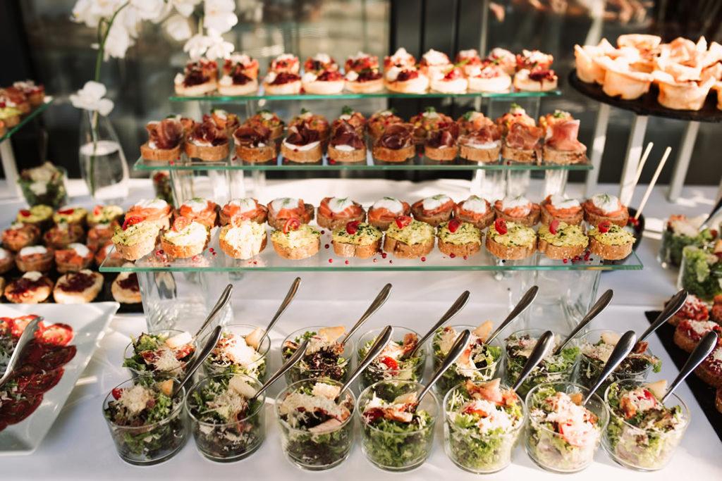 Wedding Food and Drink  Charm Weddings